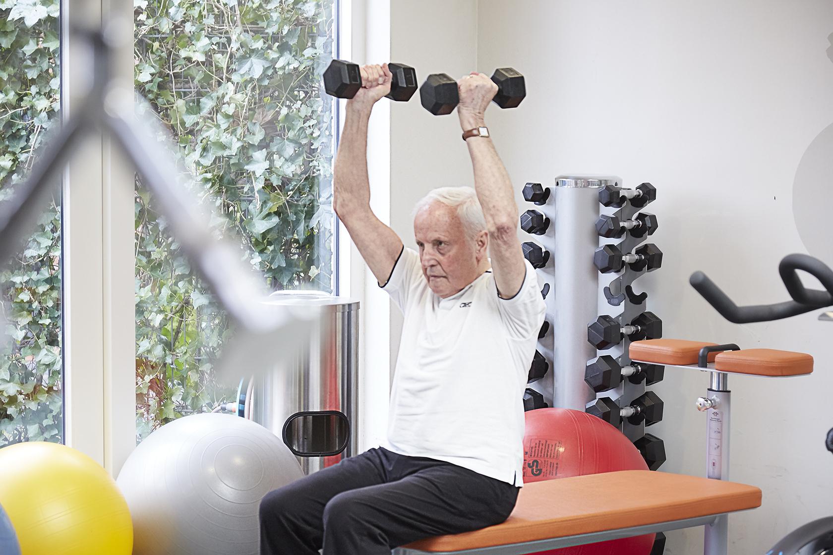 Geriatrische fysiotherapie | Fysio Ysveld