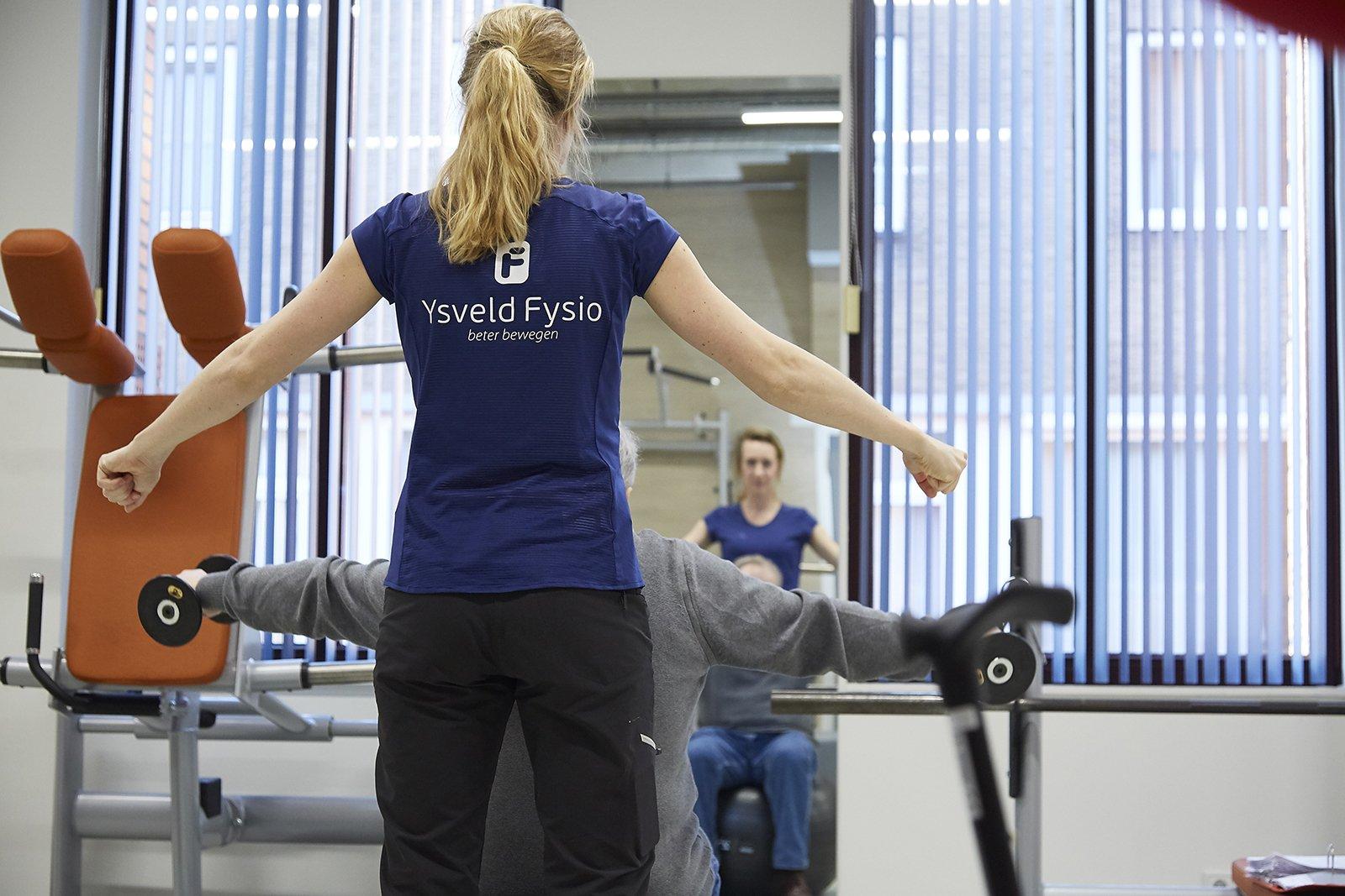 Fysiotherapie Nijmegen | Samen beter bewegen | Ysveld Fysio